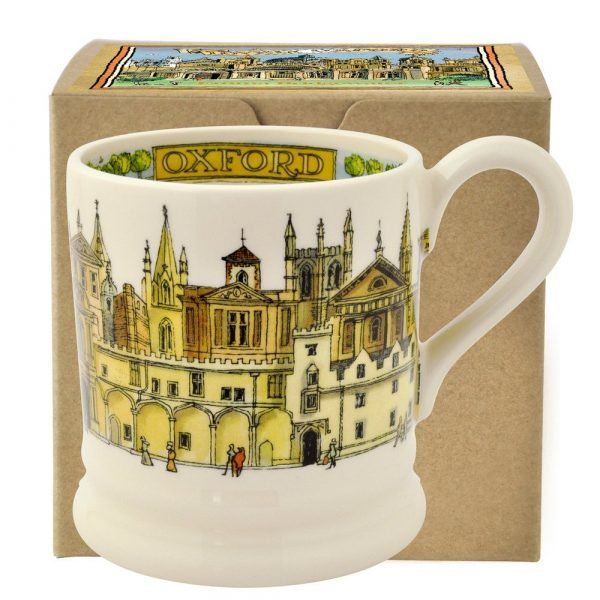 Emma Bridgewater Cities of Dreams Oxford 1/2 Pint Mug