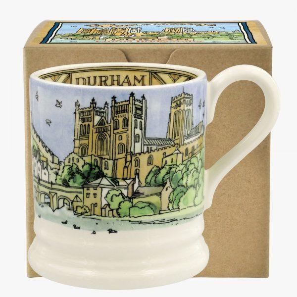 Emma Bridgewater Durham 1/2 Pint Mug Boxed