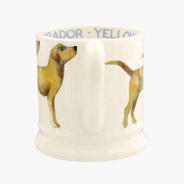 Emma Bridgewater Dogs Yellow Labrador 1/2 Pint Mug
