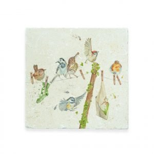 Laundry Day Large Platter - Country Companions by Kate of Kensington