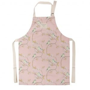 Blue Tit on Blossoms Children's Apron by Mosney Mill