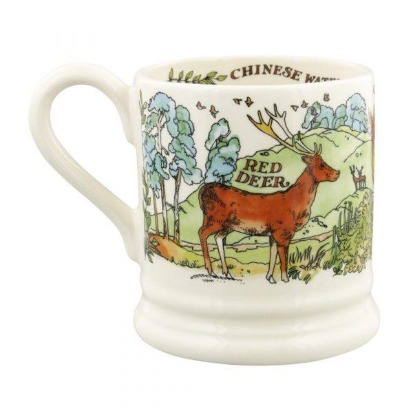 Emma Bridgewater In The Woods Deer 1/2 Pint Mug