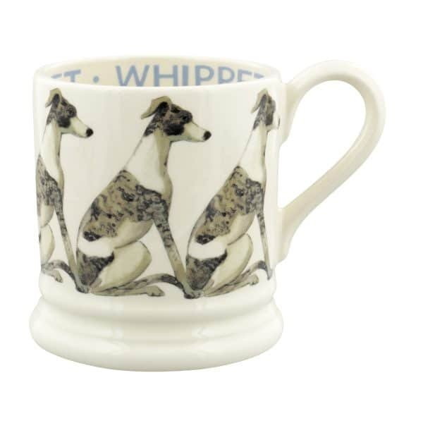 Emma Bridgewater Dogs Whippet 1/2 Pint Mug