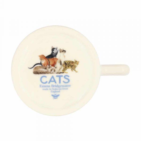 Emma Bridgewater Cats Tabby Cat 1/2 Pint Mug