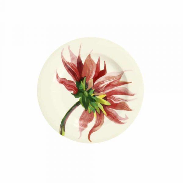 Emma Bridgewater Flowers Pink Dahlia 6 1/2″ Plate