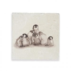 Let it Snow Large Platter - British Collection by Kate of Kensington
